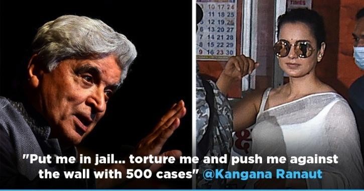 Kangana Summoned In Javed Akhtar Defamation Case, Actress Says