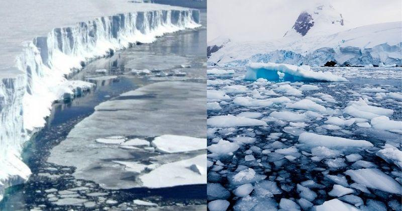 Earth Lost 28 Trillion Tonnes Of Ice From 1994 To 2017 Due To Global Warming - India Times