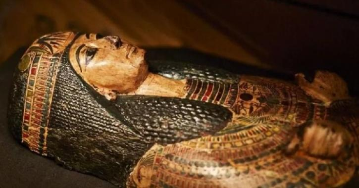 egyptian mummy vocal tract