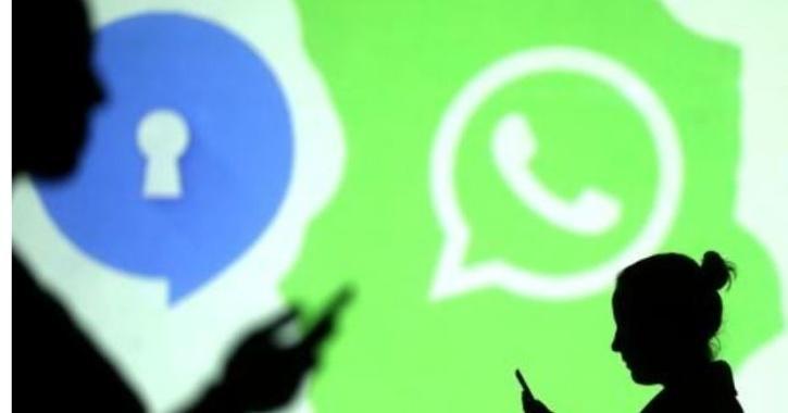 whatsapp data
