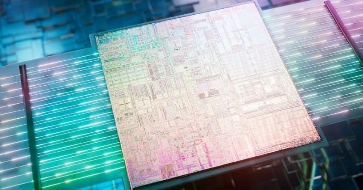 Intel silicon photonics future technology