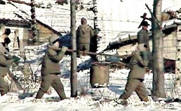North Korea Detention Camps