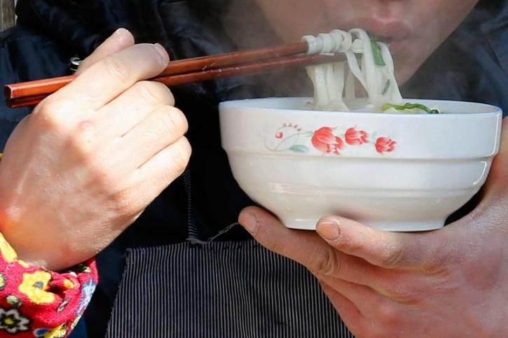 """The online menu also cautions readers when a dish doesn't conform to Fei's standard of """"real authentic Chinese food,"""""""