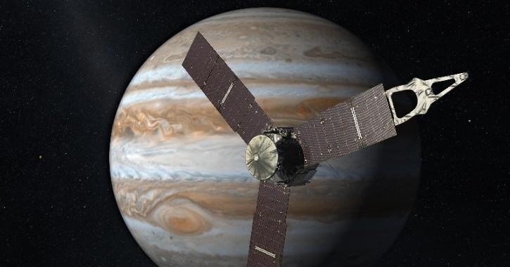 NASA Juno Spacecraft Jupiter exploration mission