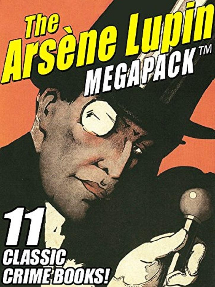 Arsene lupin book