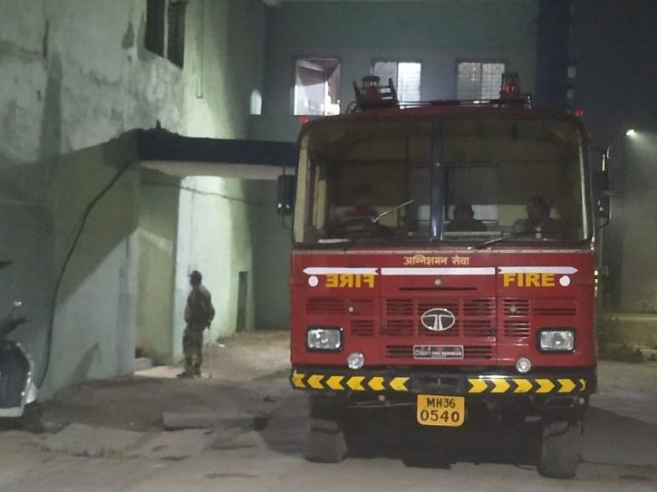 BhanBhandara district hospital Fire