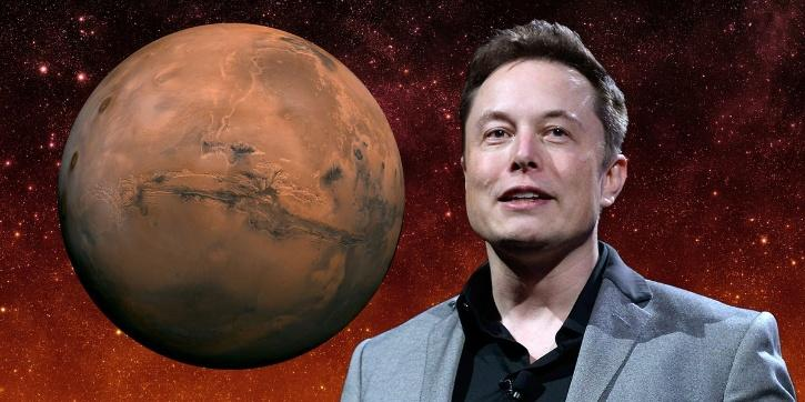 The mission will launch to the Red Planet on a SpaceX Starship vehicle, a reusable rocket-and-spacecraft combo that is currently under development at the company