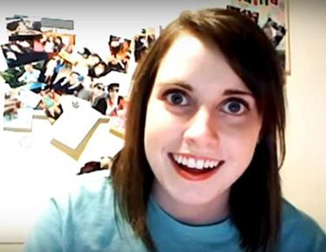Overly Attached Girlfriend - Laina Morris