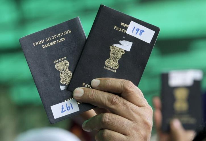 Indian Passport 85th position