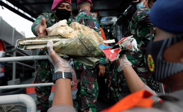 Indonesia Flight Crash