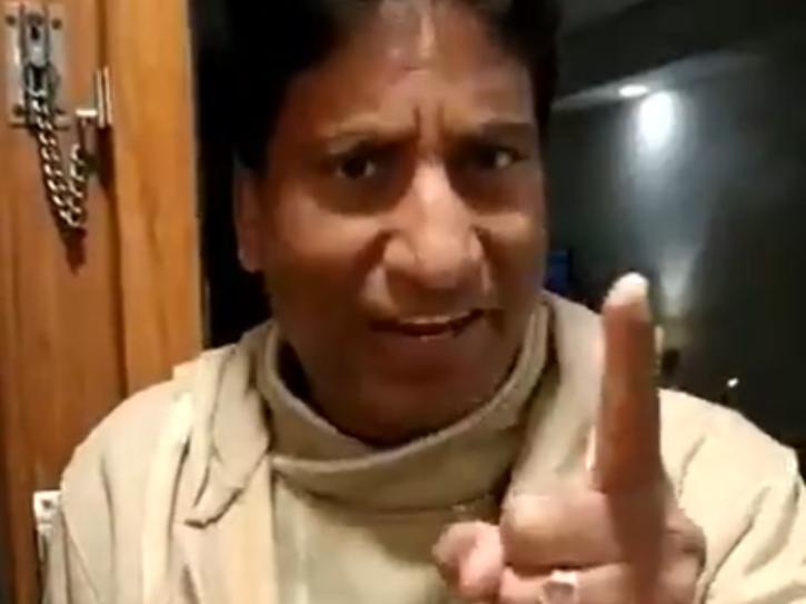 After Raju Srivastava Slams