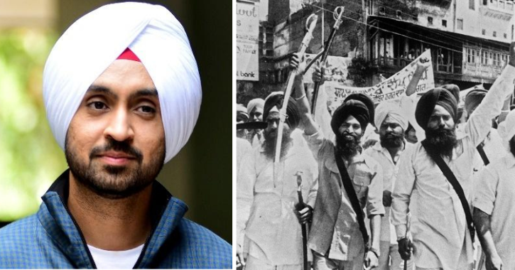 Diljit Dosanjh To Reportedly Star In Film On 1984 Anti-Sikh Riots That Killed Over 8000 People