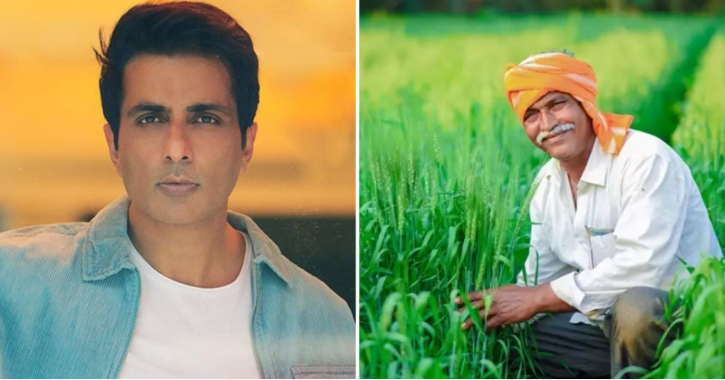 After Extending Support To Protesting Farmers, Sonu Sood To Star In A Movie Called