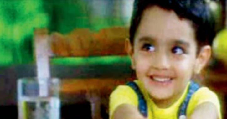 Parzaan Dastur, adorable Sardar Kid Dhara commercial.