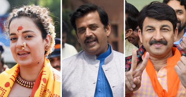 Farmers Send Defamation Notice To Kangana Ranaut, Manoj Tiwari And Ravi Kishan With AAP