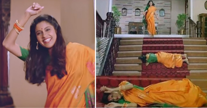 Renuka Shahane Shares The Backstory Of Viral Meme Scene, Says The Staircase Was Made Of Sponge