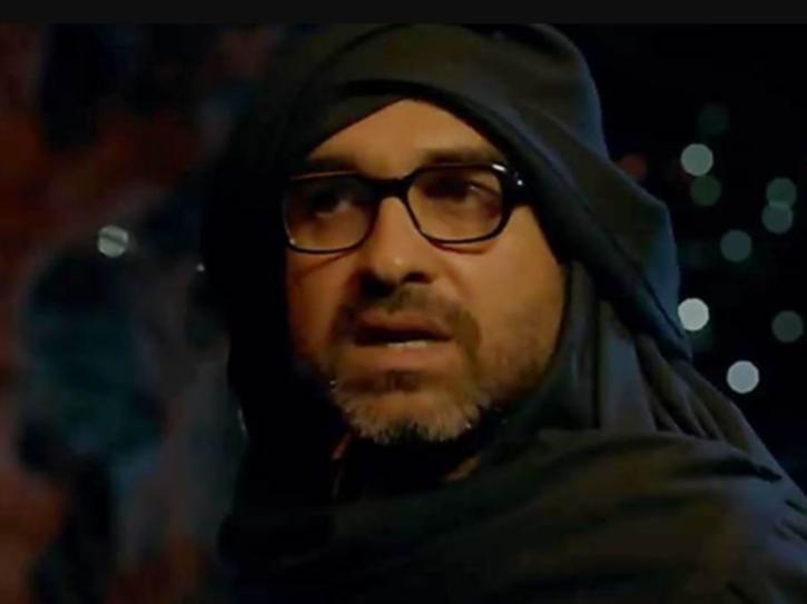 The Aadhar dialogue in Stree was not in the script. Pankaj Tripathi improvised it.