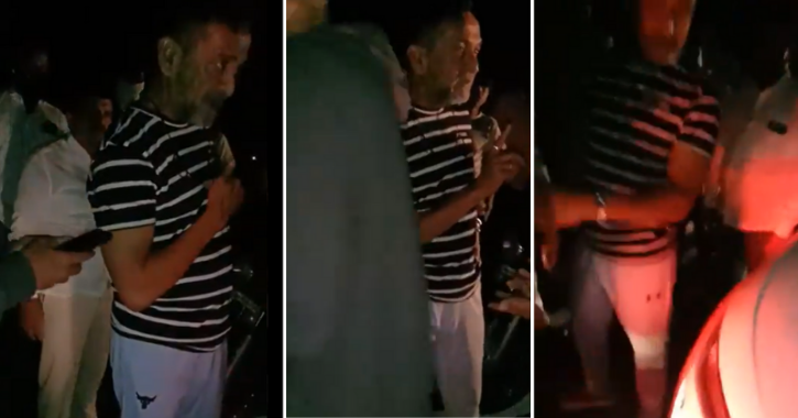 Mahesh Manjrekar Booked For Allegedly Slapping & Abusing A Man After Car Crash, Video Surfaces