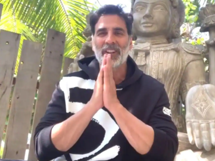 Akshay Kumar Donates For Construction Of Ram Mandir In Ayodhya, People Call Out His Hypocrisy