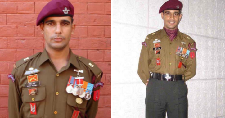 Biopic On Major Mohit Sharma, Who Went Undercover As