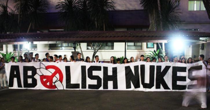 Nuclear weapon ban