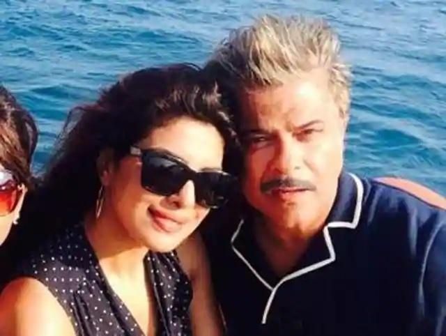 Anil Kapoor and Priyanka Chopra / Agencies
