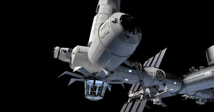 First Private Space Crew To Fly To International Space Station Is Paying $55 Million Each