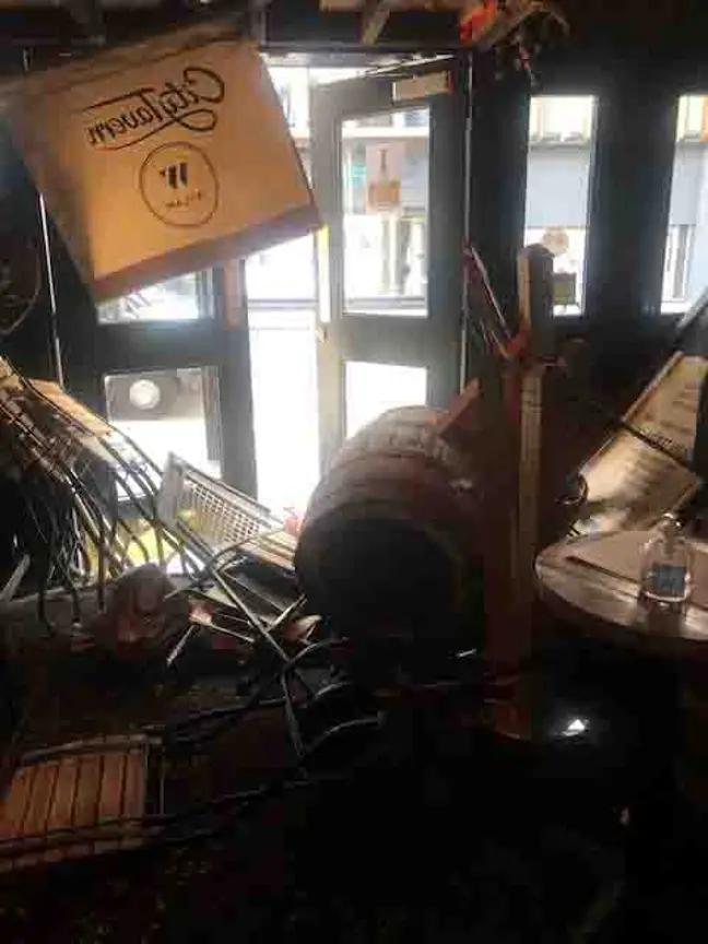 thief thrash pub