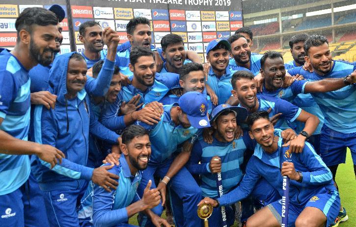 Hazare Trophy