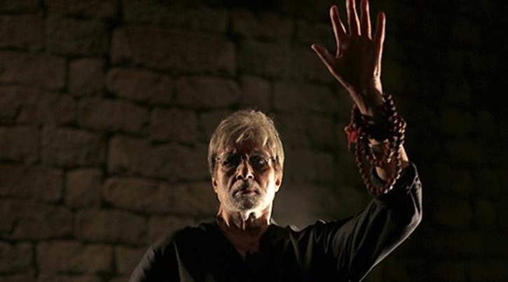 Amitabh Bachchan in Sarkar 3 / IMDB
