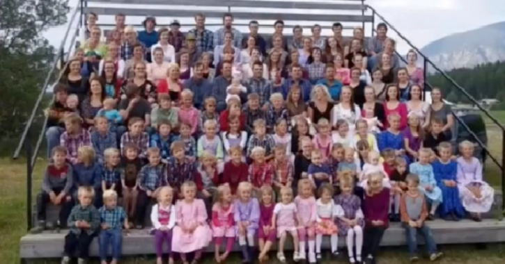 Canada's largest Polygamist Family': A Member Tells The Story