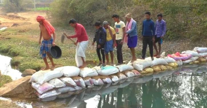 farmers dam jharkhand