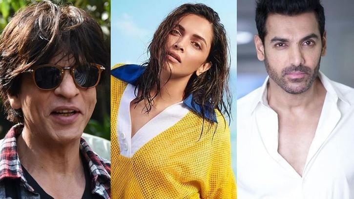 Star cast of Pathan: Shah Rukh Khan, Deepika Padukone and John Abraham / Indiatimes