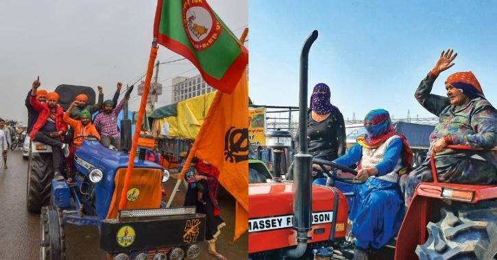 Farmers Rally, Farmers Tractor Rally, Framers Protest, Delhi Tractor Rally, Delhi Protest
