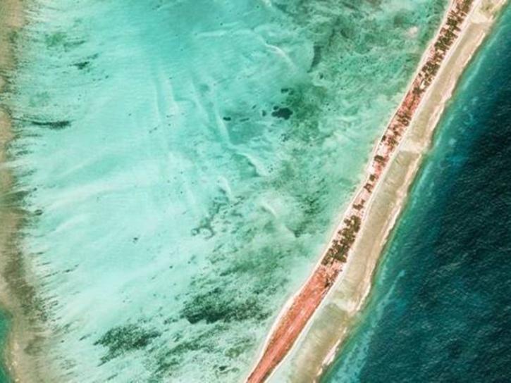 The island of Lakshadweep has had no positive cases of coronavirus so far