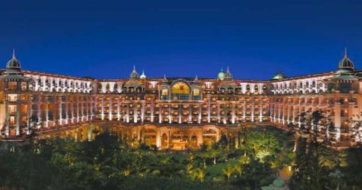 Leela Palace Hotel chennai