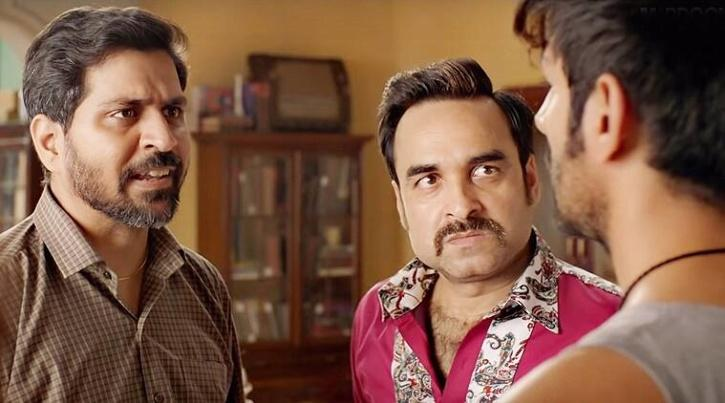 Pankaj Tripathi in Luka Chuppi / Maddock Films