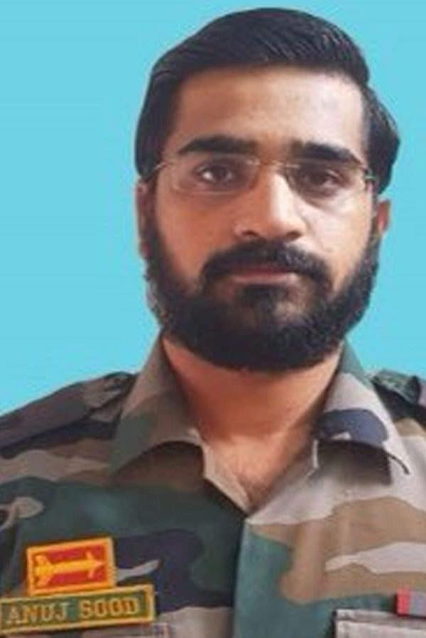 Major Anuj Sood