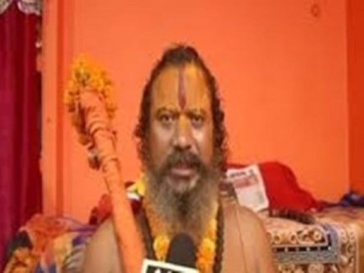 Mahant Paramhans Das of Tapasvi Chhavni