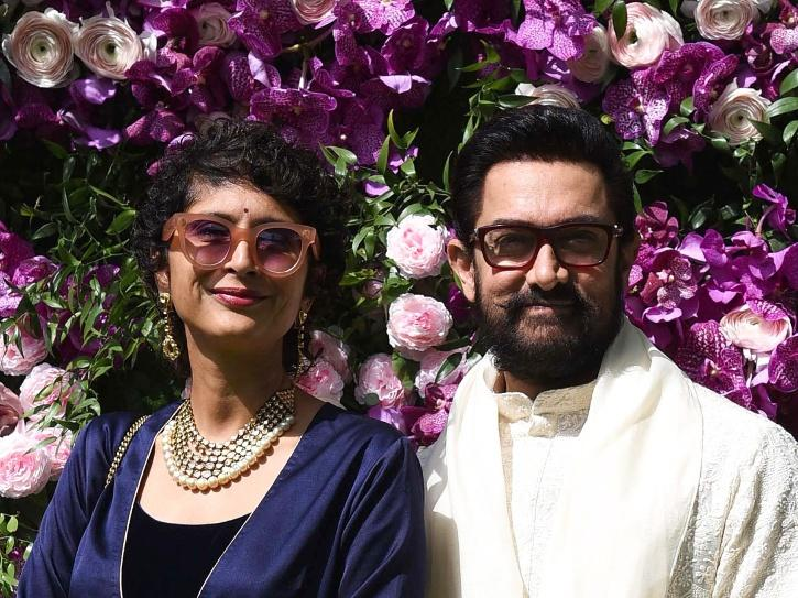 Aamir Khan And Kiran Rao Announce Divorce After 15 Years Of Marriage, To Co-Parent Azad