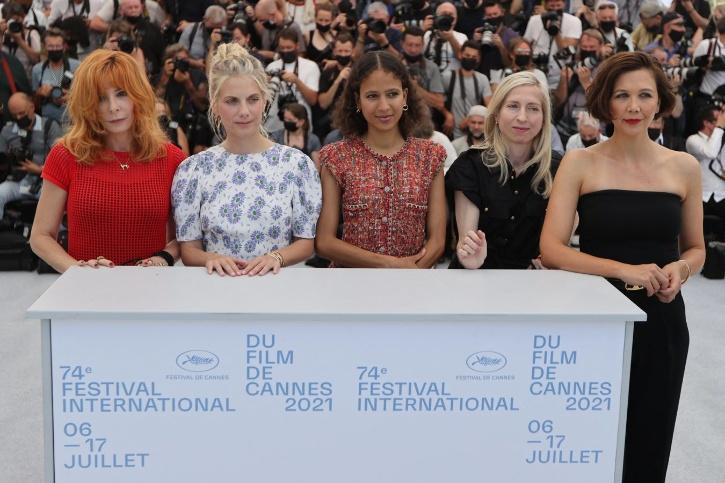 women jury members at cannes