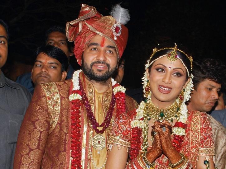 Shilpa Shetty and Raj Kundra marriage.