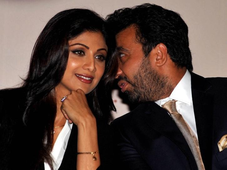 Shilpa Shetty and Raj Kundra.