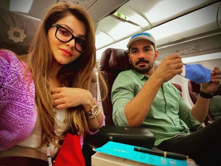 Abhinav And Rubina