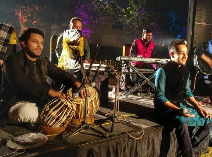 Kashmiri artists