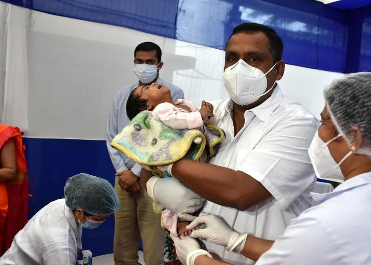 Free Pneumococcal Vaccination For Children