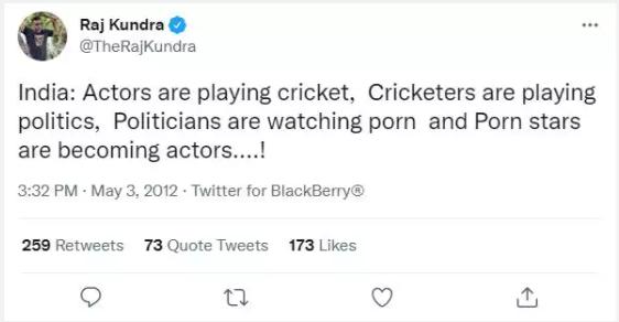 Raj Kundra's Old Tweet Porn Vs Prostitution Goes Viral After His Arrest