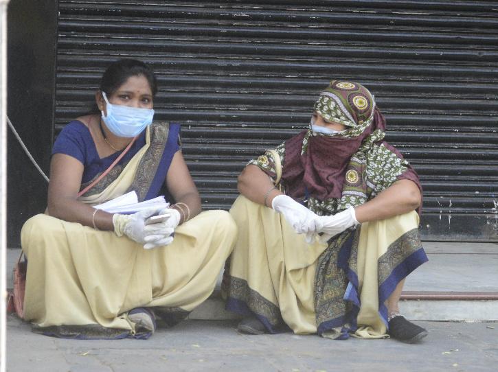 Asha workers