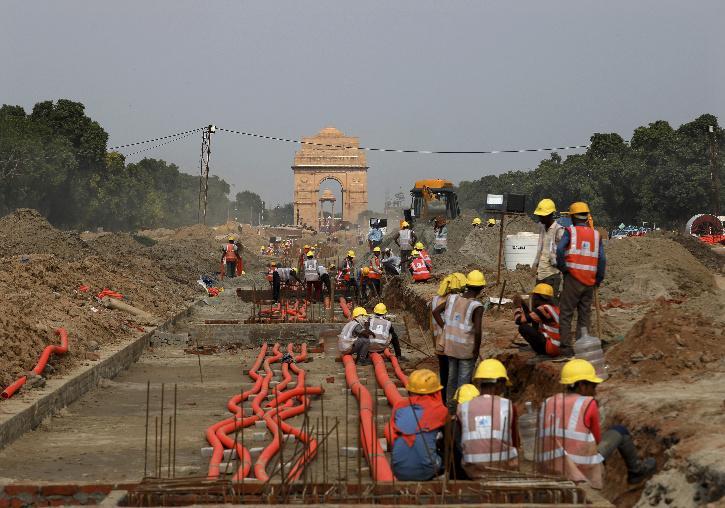 Central Vista Redevelopment Project
