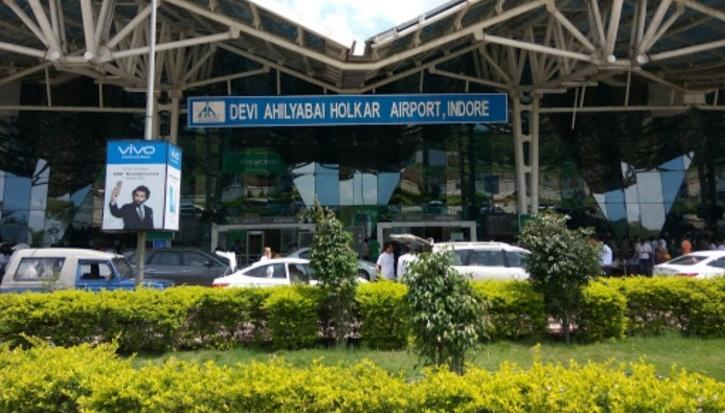 Indore international airport